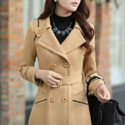 hafzan Princess Coat for winter